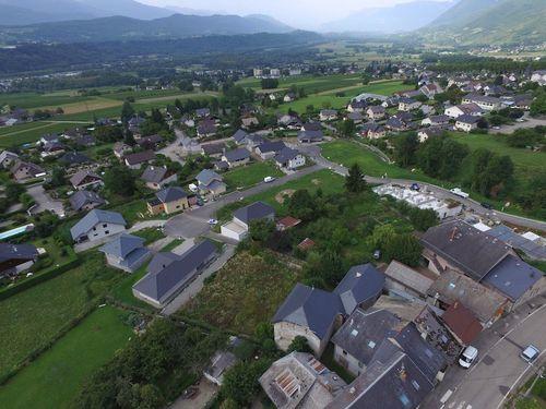 Lotissement Le Clos St Vincent à St Pierre d'Albigny